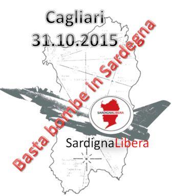 basta bombe in Sardegna